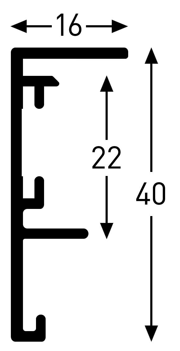 Profil Frame box